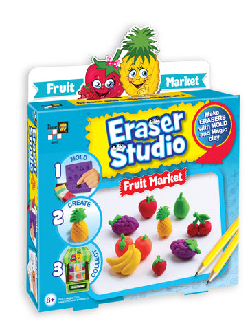 Eraser Studio - Fruit Market