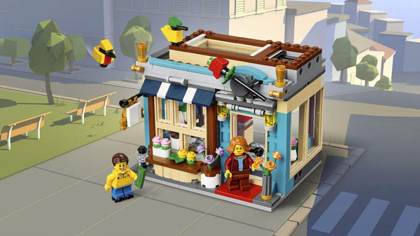 LEGO Townhouse Toy Store