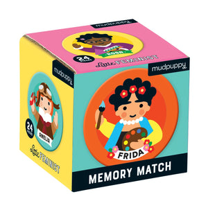Mini Memory Match Games - Little Feminist