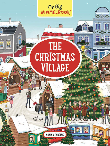 My Big Wimmelbook―Christmas Village