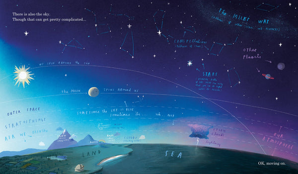 Here We Are - Notes for Living on Planet Earth - Oliver Jeffers