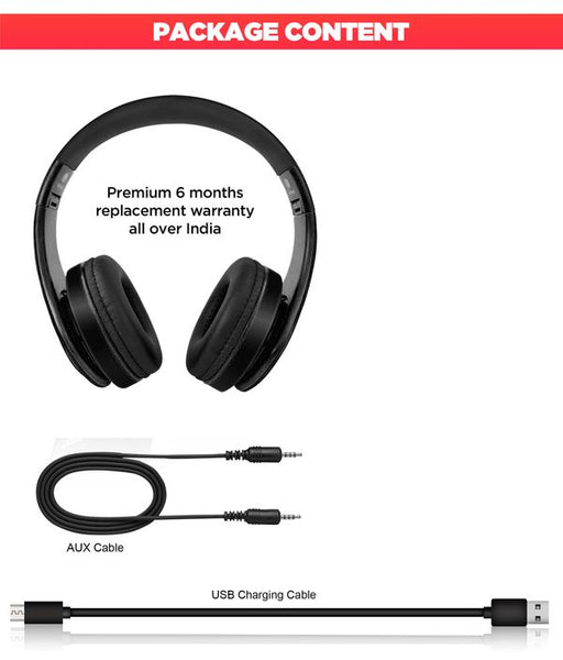 Peter Tingle Wireless Headphones