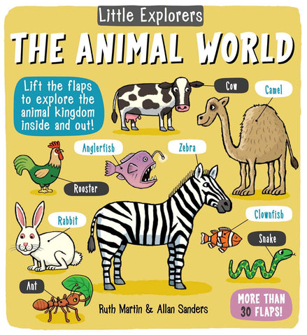 Little Explorers - The Animal World