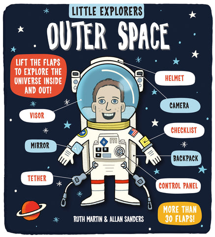 Little Explorers: Outer Space