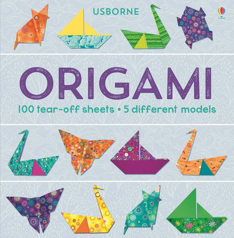 Origami-100 tear off sheets