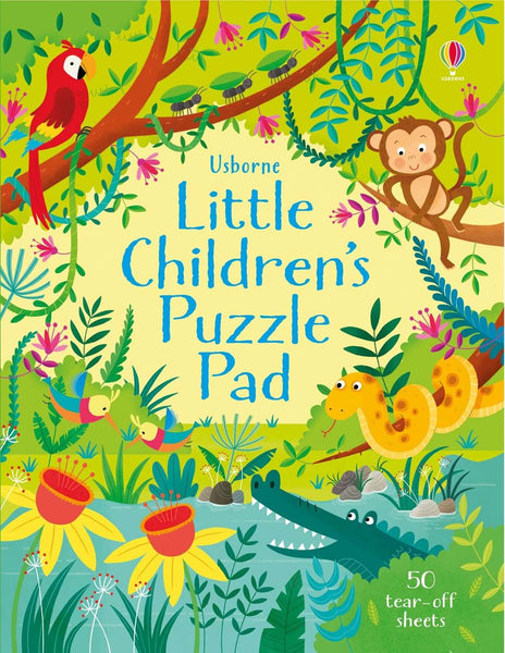 Little Children's Puzzle Pad