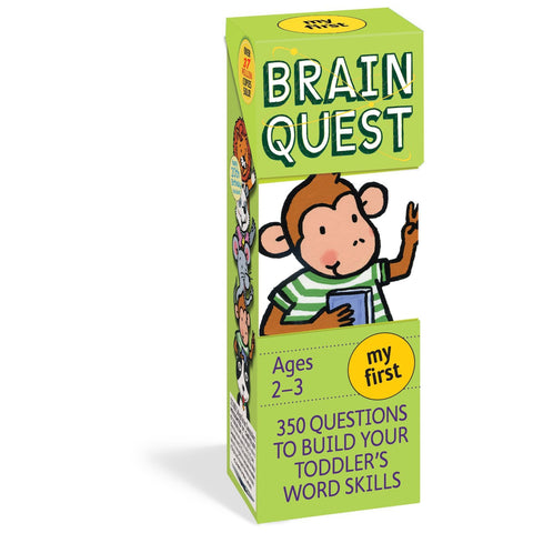 My First Brain Quest , Revised 4th Edition