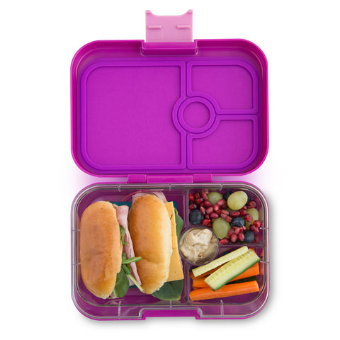 Yumbox Panino 4 Compartment - Bijoux Purple