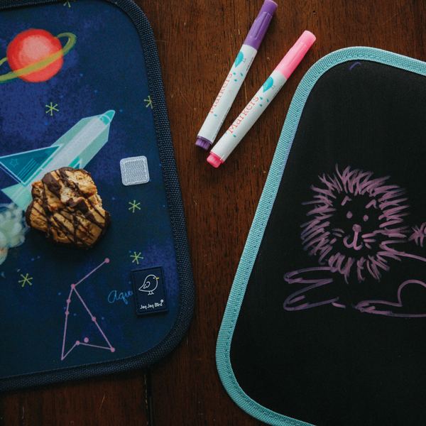 Chalk Doodle Reusable Place Mat - Constellation