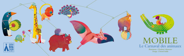 Paper Mobiles - Carnival of Animals