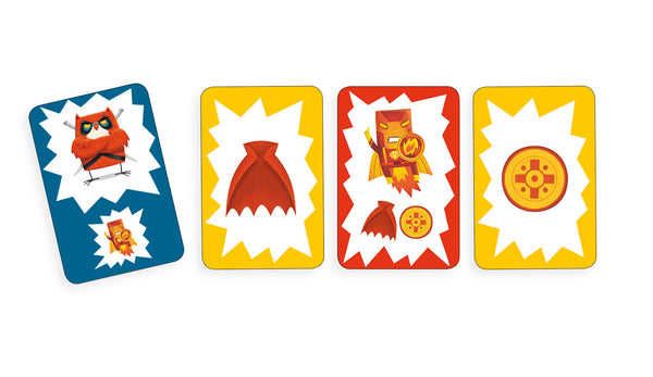 Playing Cards - Hero Town