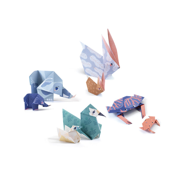 Origami Family - 6-11 Years