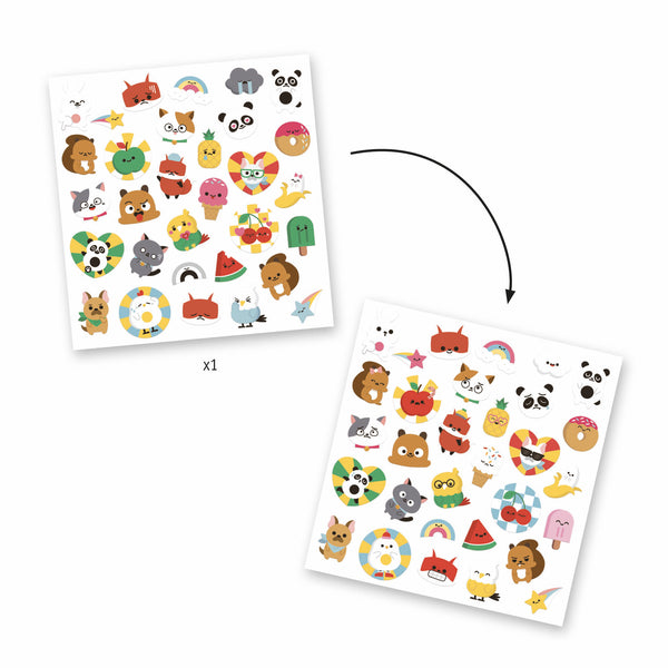 Texture Stickers - Emoji