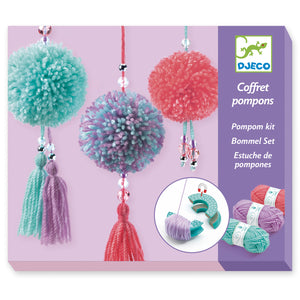 Pompoms to Create-Tassels