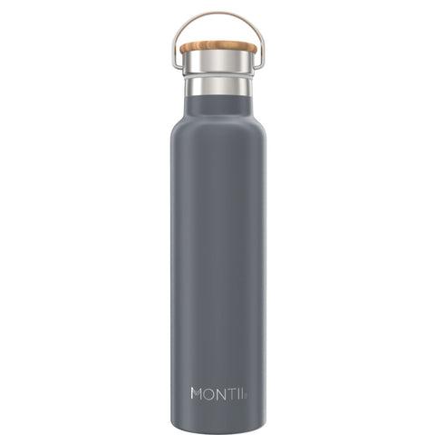 Mega Bottle - Grey 1 Litre