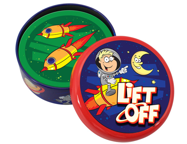 Lift Off-Round Tin Games