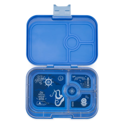 Yumbox Panino 4 Compartment - Jodhpur Blue