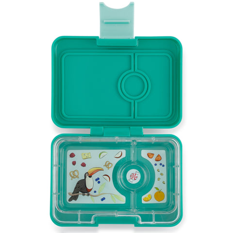 Yumbox Mini Snack Compartment - Kashmir Aqua