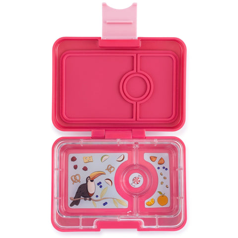 Yumbox Mini Snack Compartment - Lotus Pink