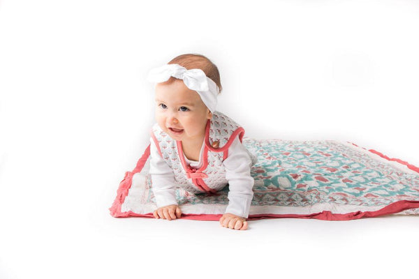 Miami Wearable Baby Sleep Bag (Quilted)