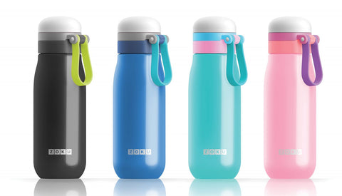 Zoku Ultralight Stainless Steel Bottle