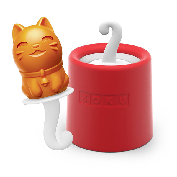 Zoku Ice Pop Mold - Kitty