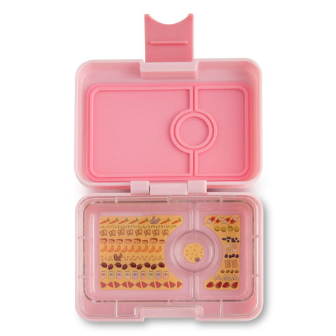 Yumbox Mini Snack Compartment -Coco Pink