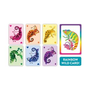 Crazy Chameleon! Playing Cards to go