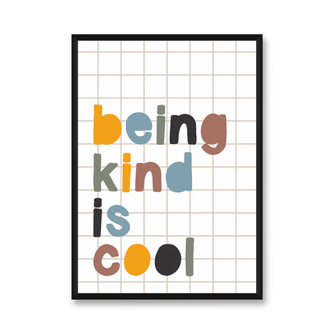 Be Kind - Wall Frame