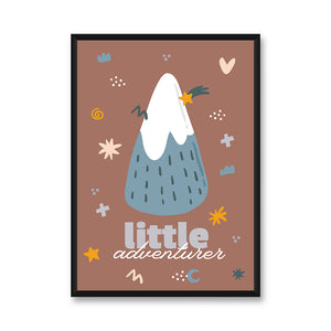 Little Adventurer - Wall Frame