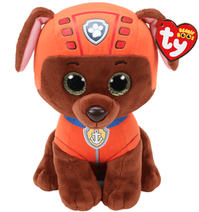 Zuma-Paw Patrol Beanie Boo Collection