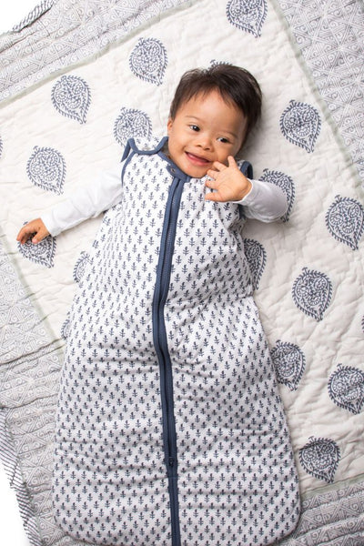 Fort Wearable Baby Sleep Bag (Quilted)