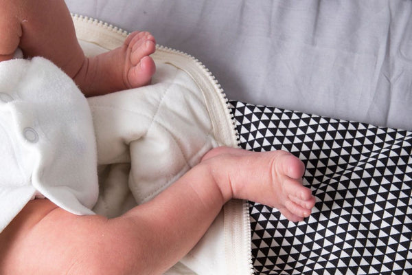 Greenwich Wearable Baby Sleep Bag (Quilted)