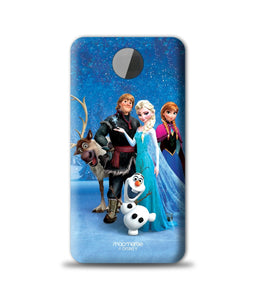 Frozen Together - Universal Power Bank