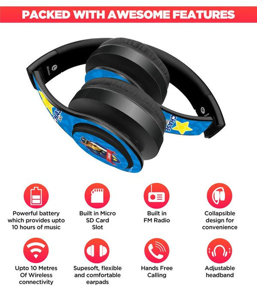 Chase Paw Patrol Wireless Headphones