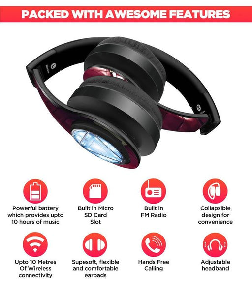 Suit up Ironman Wireless Headphones