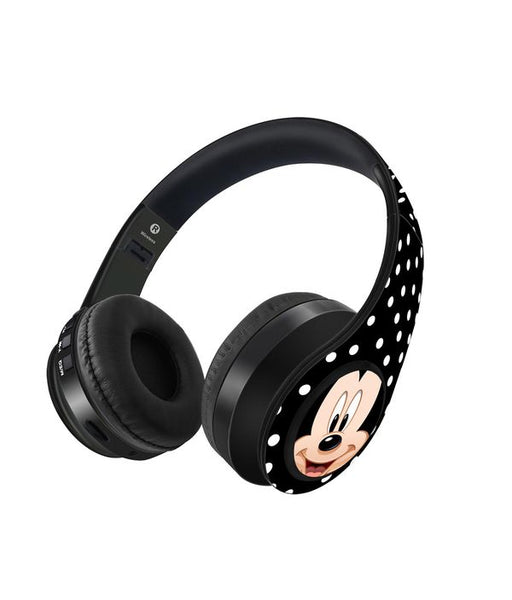 Zoom Up Mickey Wireless Headphones