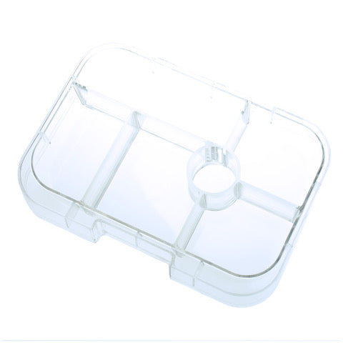 Yumbox Accessories- Clear Tray 6 Compartments