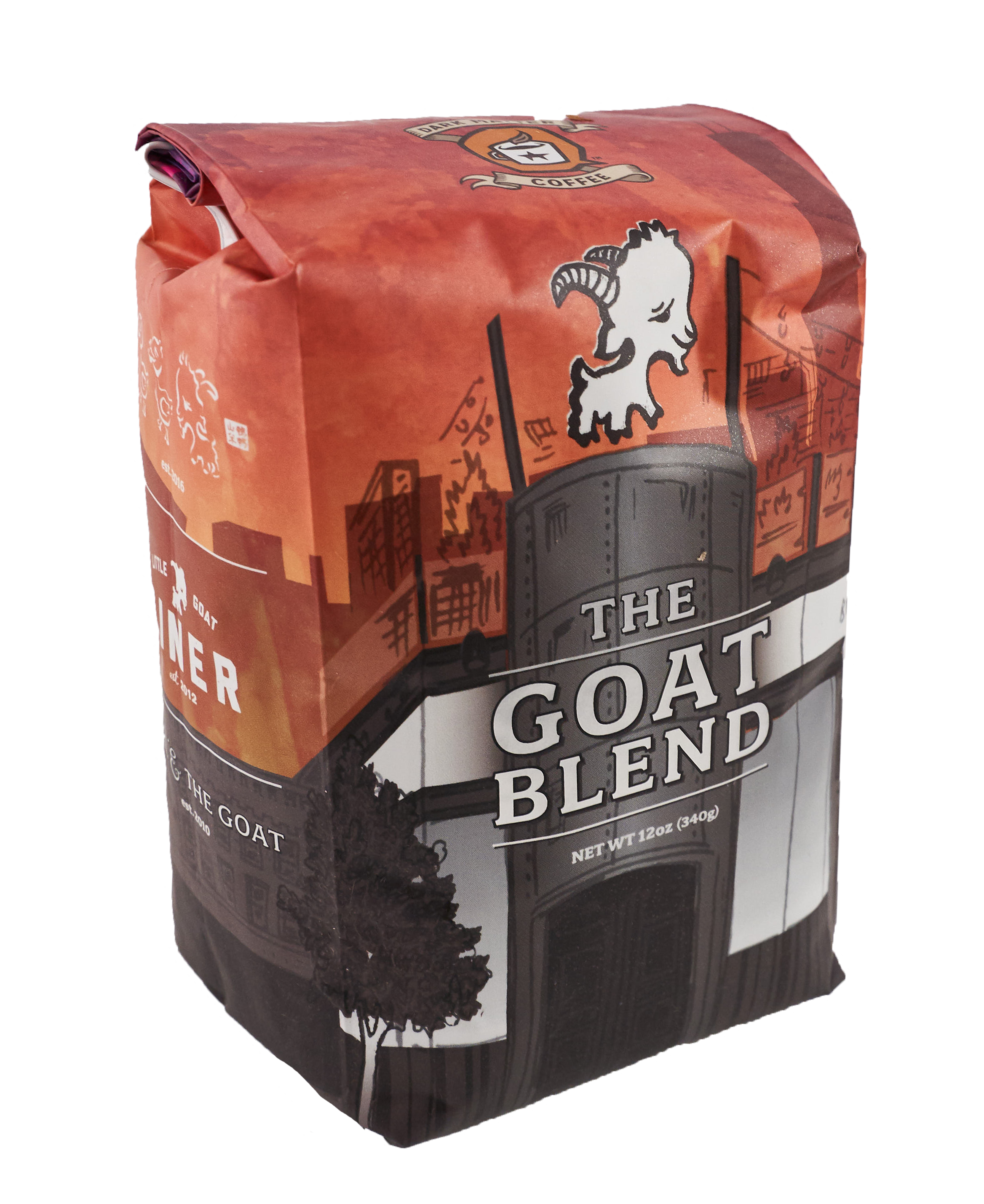 Dark Matter Coffee: The Goat Blend