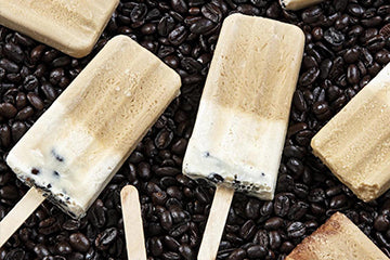 Cold Brew Ice Lollies