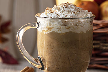 Pumpkin Pie Latte Recipe