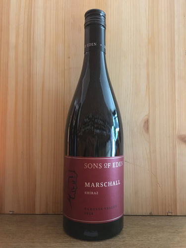 Sons of Eden Marschall Shiraz Barossa 2018