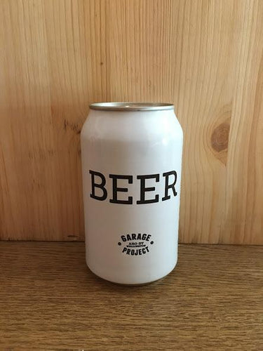Garage Project BEER Can single