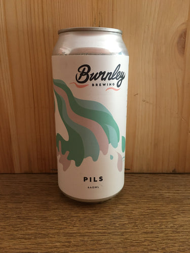 Burnley Brewing Pilsner 440ml Can