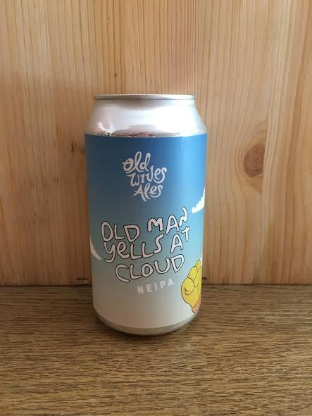 Old Wives Ales Old Man Yells at Cloud NEIPA 375ml Can