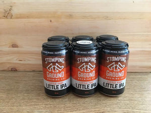 Stomping Ground Little Foot Mid Strength 6pack x 355ml can