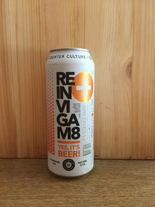 Counter Culture #6  REINVIGAM8 Gose (2.7%) 500ml