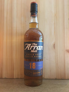 Arran 18 YO Single Malt Whisky