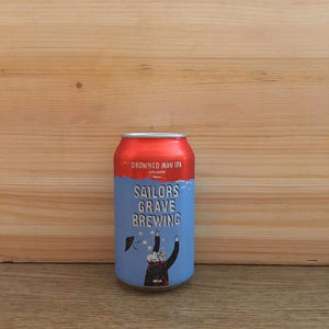 Sailors Grave Brewing Drowned Man IPA 355ml Can