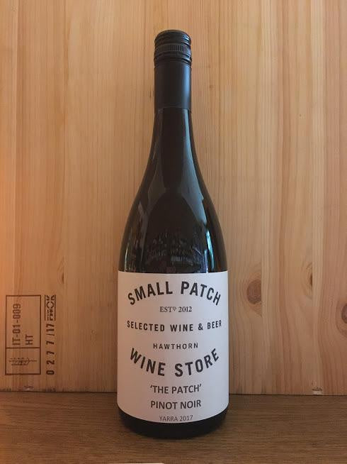 Small Patch Pinot Noir Yarra Valley 2018